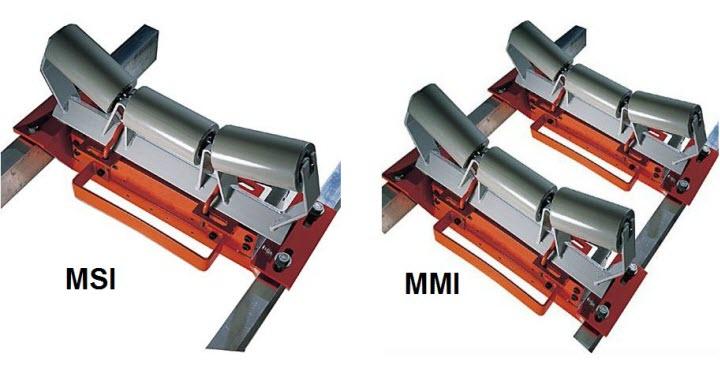 Siemens Milltronics MSI và MMI
